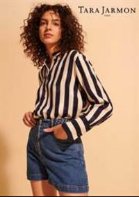 Prospectus Tara Jarmon RENNES : Collection Tops Femme