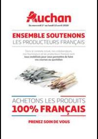 Services et infos pratiques Auchan MAUREPAS : Catalogue Auchan