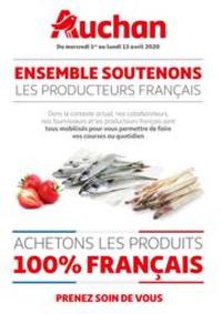 Services et infos pratiques Auchan ISSY LES MOULINEAUX : Catalogue Auchan