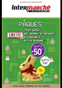 Prospectus Intermarché Super Othis : PÂQUES