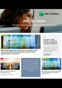 Prospectus BNP Paribas VERRIERES LE BUISSON : Catalogue BNP Paribas