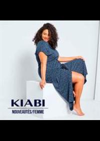 Prospectus Kiabi PLAISIR : Nouveautés / Femme