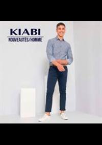 Prospectus Kiabi PANTIN : Nouveautés / Homme