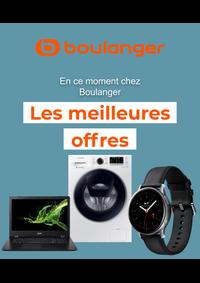 Prospectus Boulanger Vannes : Les meilleures offres