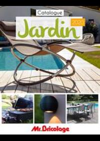 Prospectus Mr. Bricolage ANDENNE : Decouvrez notre Guide Jardin