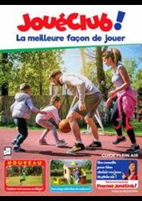 Prospectus JouéClub Montbéliard : La meilleure façon de jouer