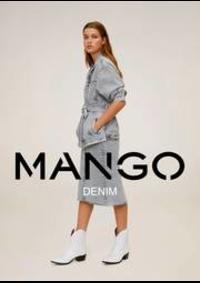 Prospectus MANGO Tongeren : Denim Styles   Lookbook