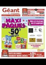 Promos et remises  : Maxi Pâques