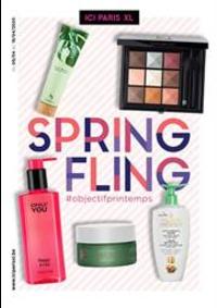 Prospectus Ici Paris XL Fosses-La-Ville : Spring Deals