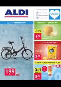 Promos et remises Aldi TINLOT : Folder Aldi