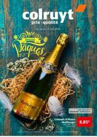 Prospectus Colruyt JEMEPPE-SUR-MEUSE : Prix Qualitee