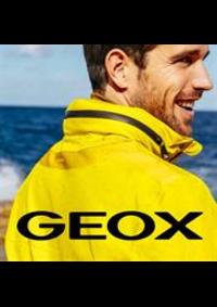 Catalogues et collections Geox Uccle - Rue Xavier de Bue : Menswear