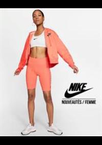 Catalogues et collections Nike BRUXELLES : Nouveautés  Femme