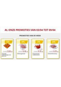 Prospectus Boucherie Renmans BREDENE : Promoties