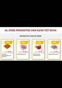 Prospectus Boucherie Renmans TINLOT : Promoties
