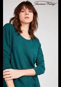 Prospectus American Vintage puteaux : Tops & Shirts Femme