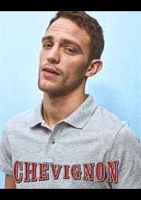Prospectus Chevignon FAUBOURG ST ANTOINE : Polos Hommes