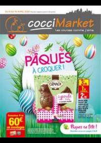 Prospectus CocciMarket PARIS 41 Rue du Fg Montmartre : Catalogue Coccimarket