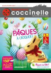 Prospectus Coccinelle Supermarché PARIS : Catalogue Coccinelle