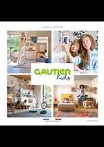Prospectus Gautier : Gautier Kids - Collection 2019-2020