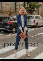 Catalogues et collections Promod : Pantalons Femme
