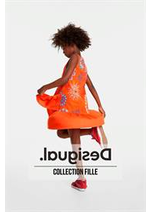 Catalogues et collections Desigual : Collection Fille