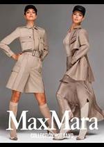 Prospectus Max Mara : Collection Hot Sand