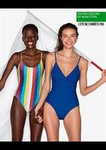 Catalogues et collections Benetton : L'Été ne s'arrête pas