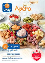 Journaux et magazines OKay Supermarchés : OKay Folder