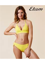 Catalogues et collections Etam Lingerie : Vitamines Sea