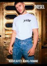 Promos et remises  : Nouveautés Jeans / Homme