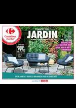 Prospectus Carrefour Market : Dynamisez votre jardin