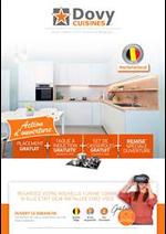 Prospectus Cuisines Dovy : La brochure de Dovy