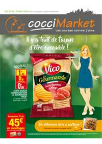 Prospectus CocciMarket MONTLEBON : Catalogue Coccimarket