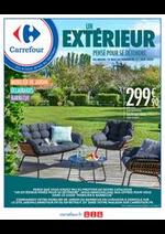 Prospectus Carrefour : Mobilier de Jardin