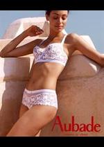Catalogues et collections Aubade : Lingerie femme