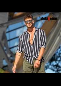 Prospectus Delaveine Montreuil : Chemises Homme