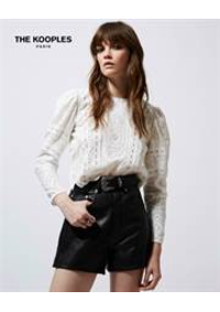 Prospectus The Kooples Boulogne-Billancourt : Collection Tops & T-Shirts