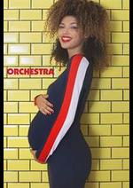 Prospectus Orchestra : Robe Grossesse