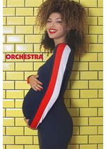 Catalogues et collections Orchestra : Robe Grossesse