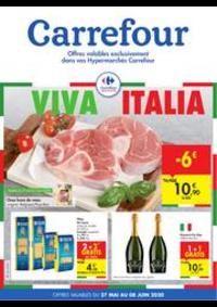 Prospectus Carrefour Market GENAPPE Rue Lallieux : folder Carrefour Market