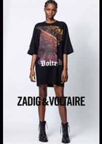 Prospectus Zadig et Voltaire LYON : Collection Robes