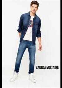 Prospectus Zadig et Voltaire LE CHESNAY : Collection Chemises / Homme
