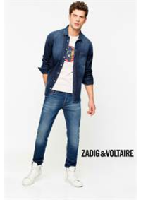 Prospectus Zadig et Voltaire LYON : Collection Chemises / Homme