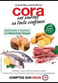 Prospectus Cora COUDEKERQUE BRANCHE : Catalogue Cora