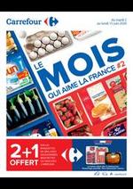 Promos et remises Carrefour : LE MOIS QUI AIME LA FRANCE #2