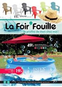 Prospectus La Foir'Fouille Mons - Quaregnon : Jardin mai