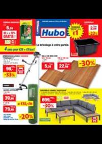 Promos et remises Hubo Grimbergen : Depliant Hubo