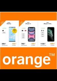 Prospectus Orange Evere Bourget  : Orange Acties