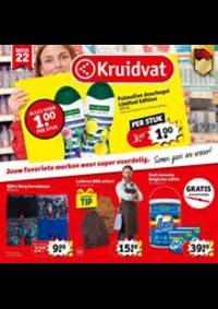 Prospectus Kruidvat VILVOORDE : Folder